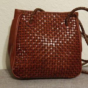 Valerie Stevens leather bag